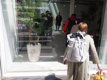 Arumamika アルマミカ 春東京展示会 岡山眼鏡店 okayamagankyoten YELLOWS PLUS イエローズプラス COMMON