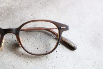OG×OLIVER GOLDSMITH オージーバイオリバーゴールドスミス Re:DONA 44 11th COLLECTIONS 岡山眼鏡店 okayamagankyoten