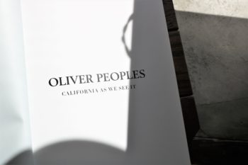 OLIVER PEOPLES オリバーピープルズ P-43T CALIFORNIA AS WE SEE IT 岡山眼鏡店 okayamagankyoten