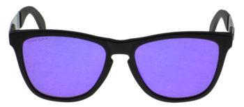 OAKLEY FROGSKINS MIX(A)Matte Blk_Plizm Violet ¥24,000 01 (1)