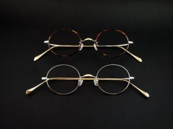 増永眼鏡 MASUNAGA マスナガ G.M.S. GMS-196 GMS-805 完全受注生産 K18 岡山眼鏡店 okayamagankyoten