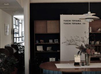 YUICHI TOYAMA. USH ユウイチトヤマ 2nd Anniversary 2周年 岡山眼鏡店 okayamagankyoten