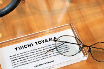 YUICHI TOYAMA. ユウイチトヤマ U-072 Wasslly HOYA ホヤ SUNTECH サンテック 調光レンズ PHOTOCHROMIC フォトクロミック 岡山眼鏡店 okayamagankyoten