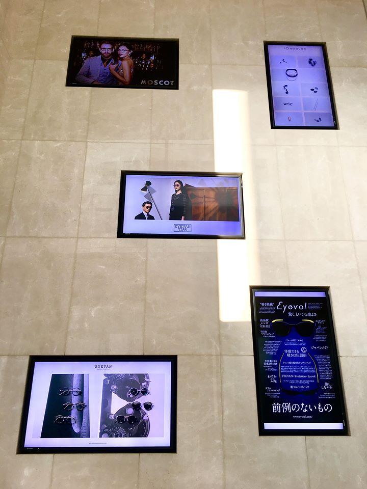 春展示会 EXHIBITION 岡山眼鏡店 okayamagankyoten 東京 MOSCOT モスコット 10 eyevan アイヴァン EYEVAN 7285 Eyevol アイヴォル