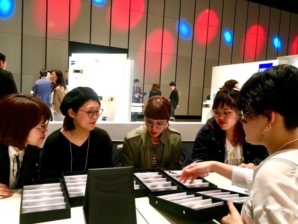 春展示会 EXHIBITION 岡山眼鏡店 okayamagankyoten 東京 BJ CLASSIC COLLECTION ビージェークラシックコレクション