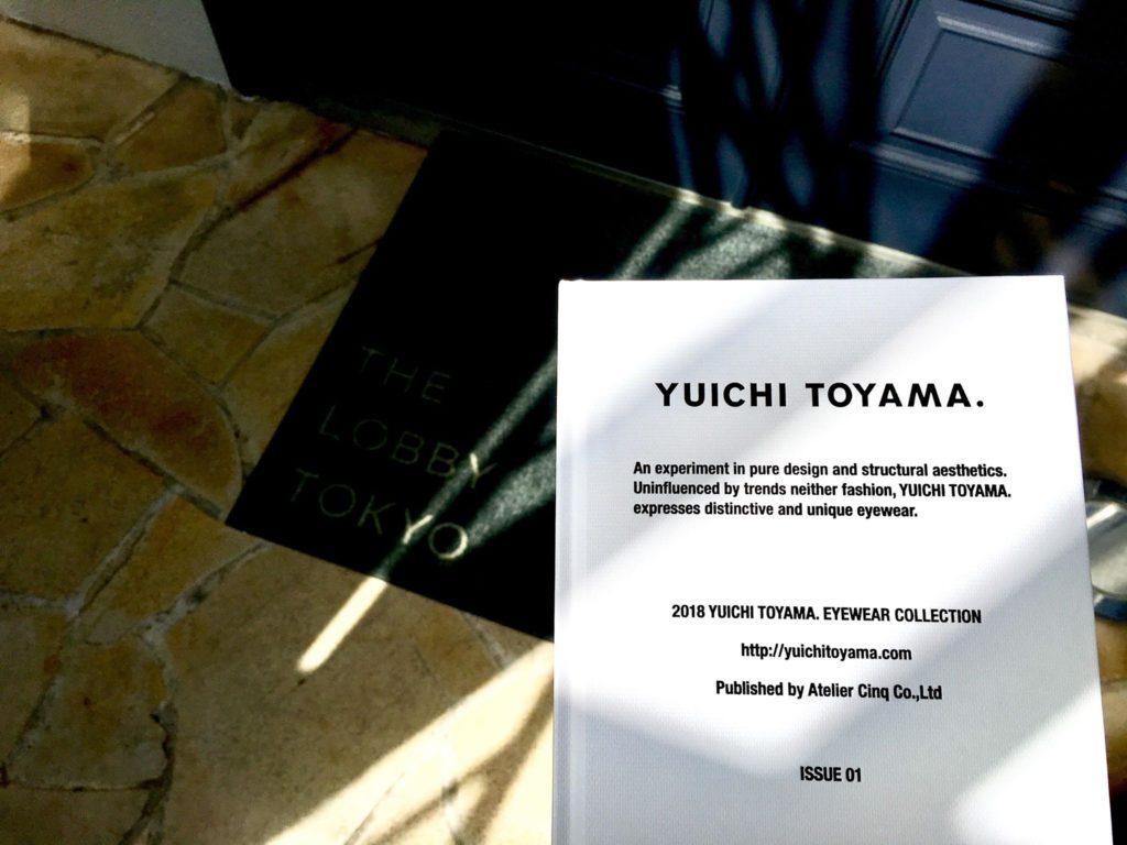 春展示会 EXHIBITION 岡山眼鏡店 okayamagankyoten 東京 YUICHI TOYAMA. ユウイチトヤマ