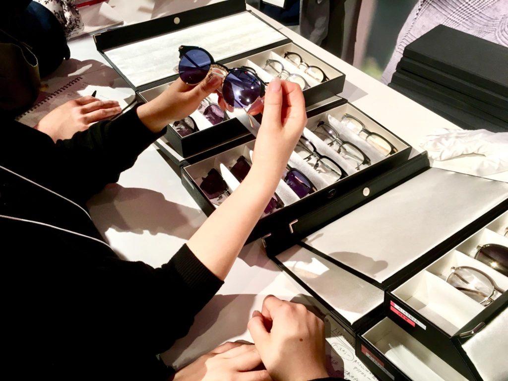 春展示会 EXHIBITION 岡山眼鏡店 okayamagankyoten 東京 MASUNAGA 増永眼鏡