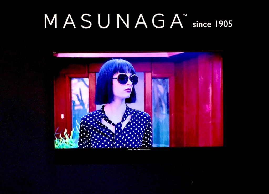 春展示会 EXHIBITION 岡山眼鏡店 okayamagankyoten 東京 MASUNAGA since 1905 増永眼鏡