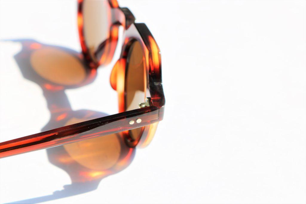 Lesca VINTAGE レスカヴィンテージ TONDO ECK トンド エック CROWN クラウン P1 1/2-V READING リーディング 岡山眼鏡店 okayamagankyoten