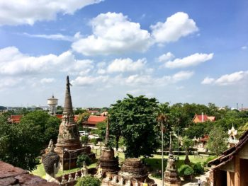 HOYA ホヤアユタヤ工場視察ツアー2018 6月 レンズ 岡山眼鏡店 okayamagankyoten 微笑みの国 タイ THAILAND アユタヤ遺跡