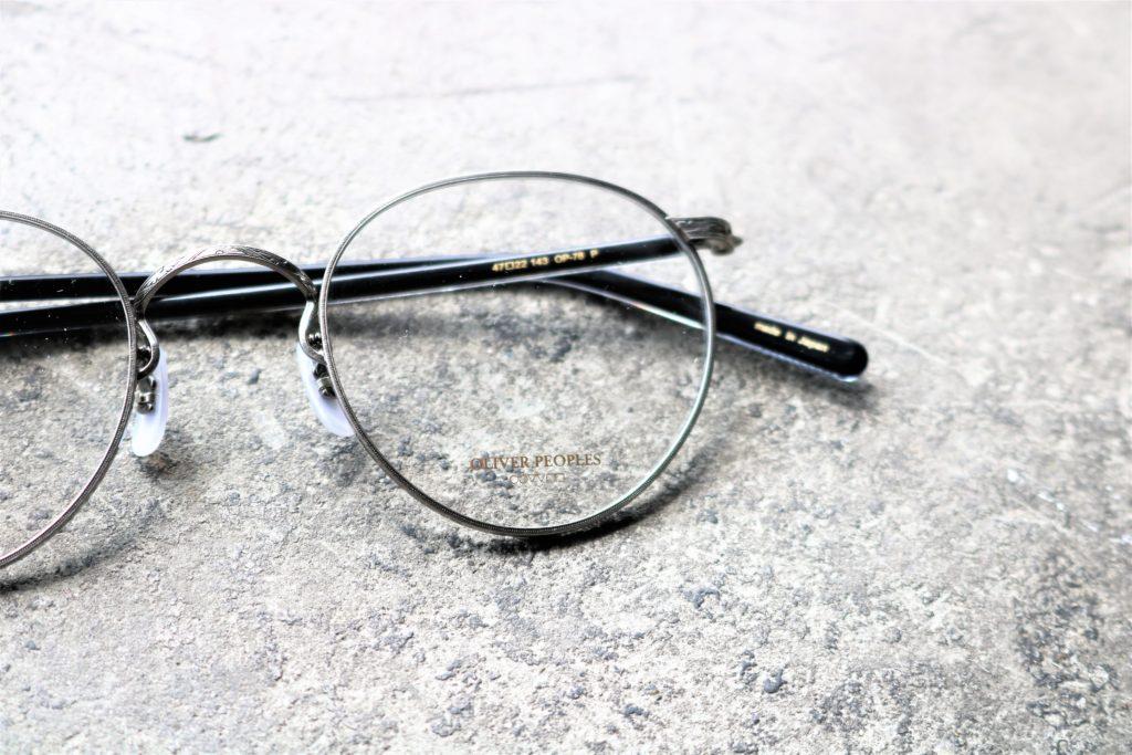 OLIVER PEOPLES オリバーピープルズ OP-78 岡山眼鏡店 okayamagankyoten