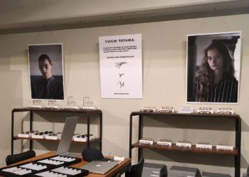 YUICHI TOYAMA. ユウイチトヤマ EXHIBITION 展示会 岡山眼鏡店 okayamagankyoten