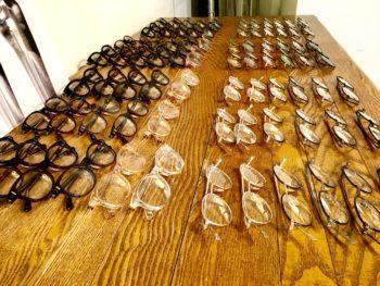OG×OLIVER GOLDSMITH オージーバイオリバーゴールドスミス 展示会 EXHIBITION 岡山眼鏡店 okayamagankyoten