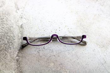 HALFRIM ハーフリム アンダーリム 岡山眼鏡店 okayamagankyoten リーディンググラス 老眼鏡 DJUAL デュアル LC-04