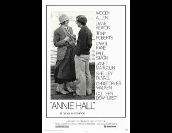 ANNIE HALL アニー・ホール Woody Allen Dianne Keaton ダイアン・キートン 岡山眼鏡店 okayamagankyoten