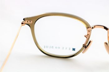 EVE un BLUE イヴアンブルー FIN-007 2019SS 岡山眼鏡店 okayamagankyoten