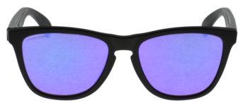 OAKLEY FROGSKINS(A)Matte Blk_Prizm Violet ¥18,000 01