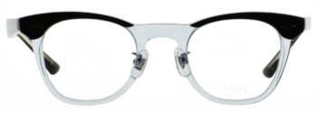 ayame BROWER BLK_Clear ¥35,000 44 01