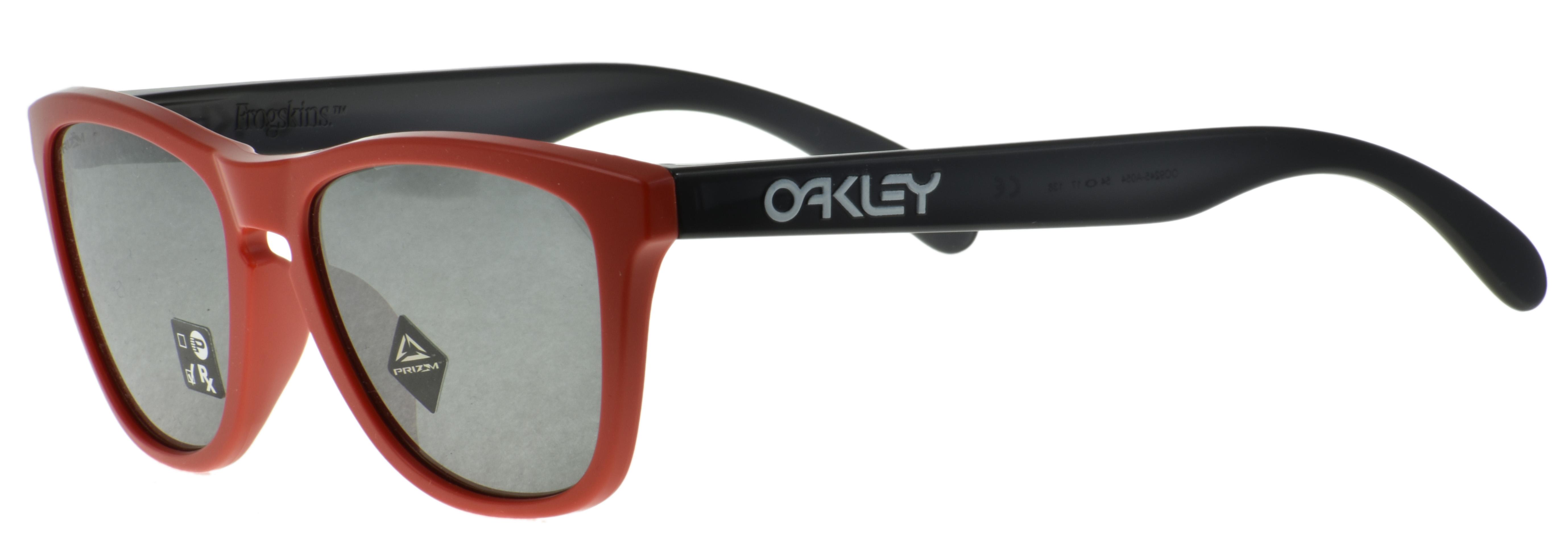 OAKLEY FROGSKINS(A)9245A0 ¥18,000 54 02