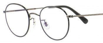 Buddy Optical Princeton Black enamel ¥28,000 46 001