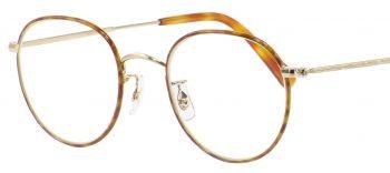 Buddy Optical Princeton Gold enamel ¥28,000 46 001