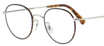 Buddy Optical Princeton Silver enamel ¥28,000 46 001