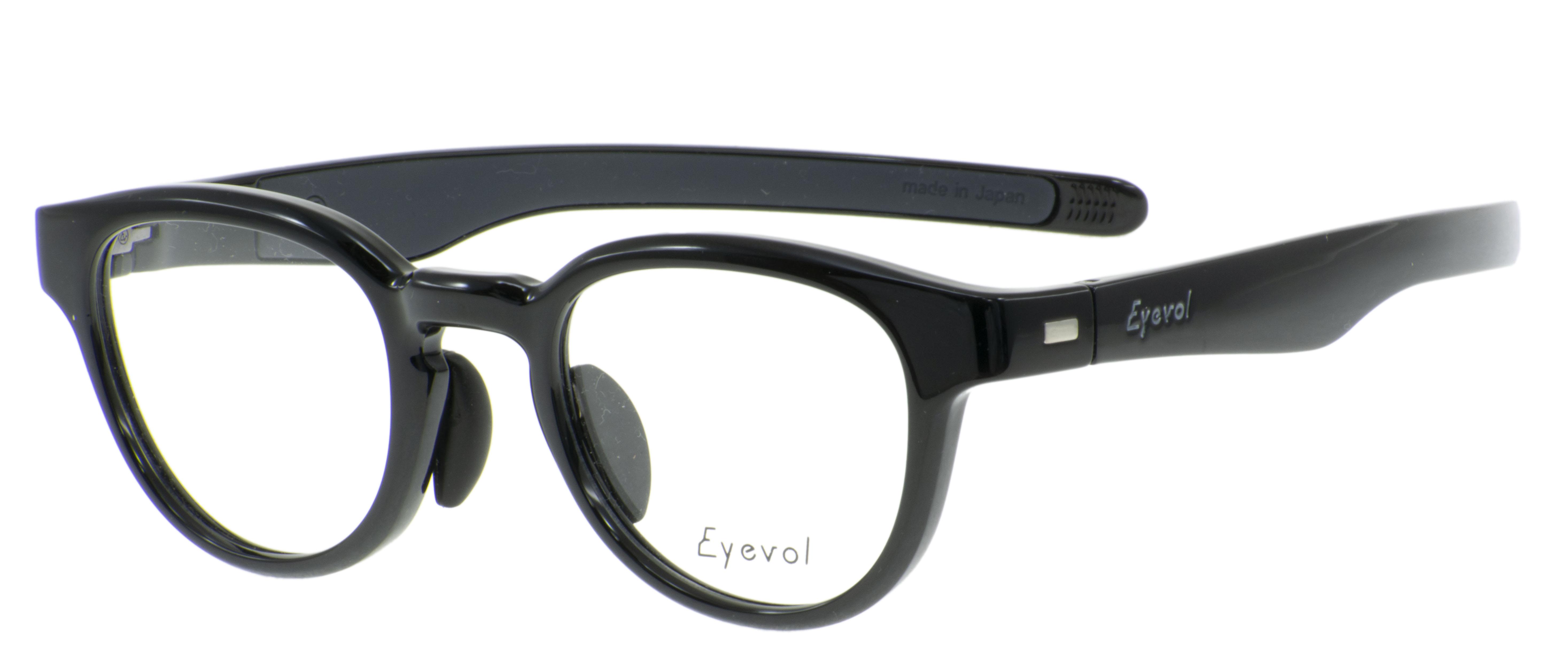 Eyevol BINGHAM 47 BK LG ¥20,000 02