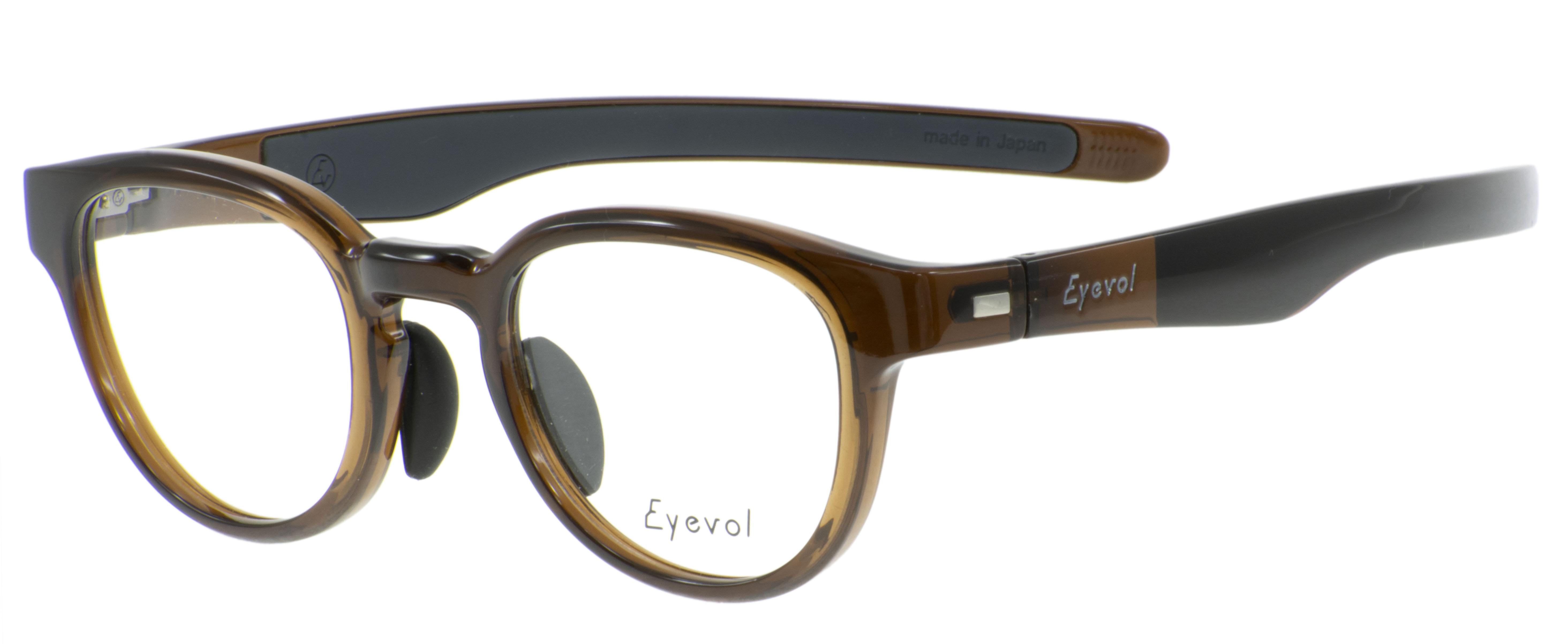 Eyevol BINGHAM 47 BRN LG ¥20,000 02