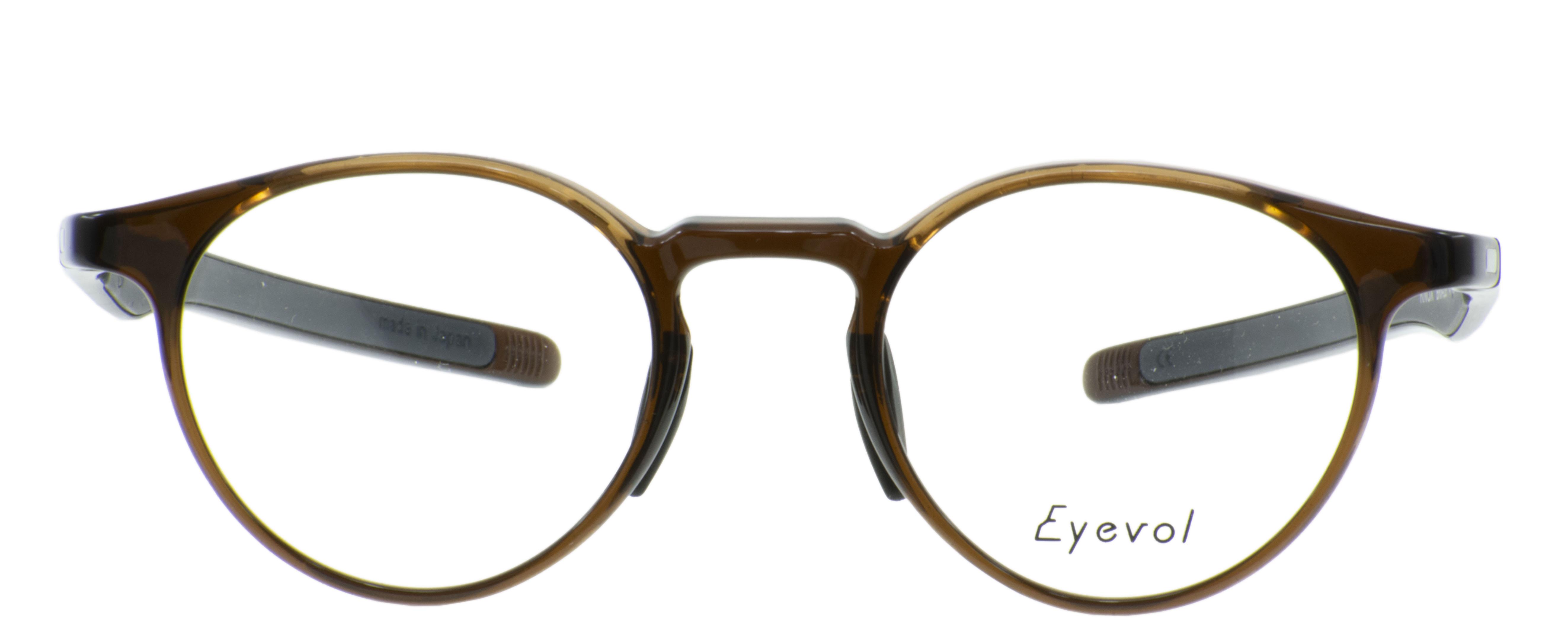 Eyevol KNOX 47 BRN LG ¥20,000 01