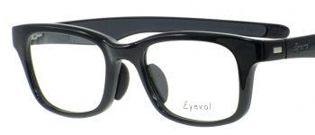 Eyevol PESKIN 53 BK LG ¥20,000 001